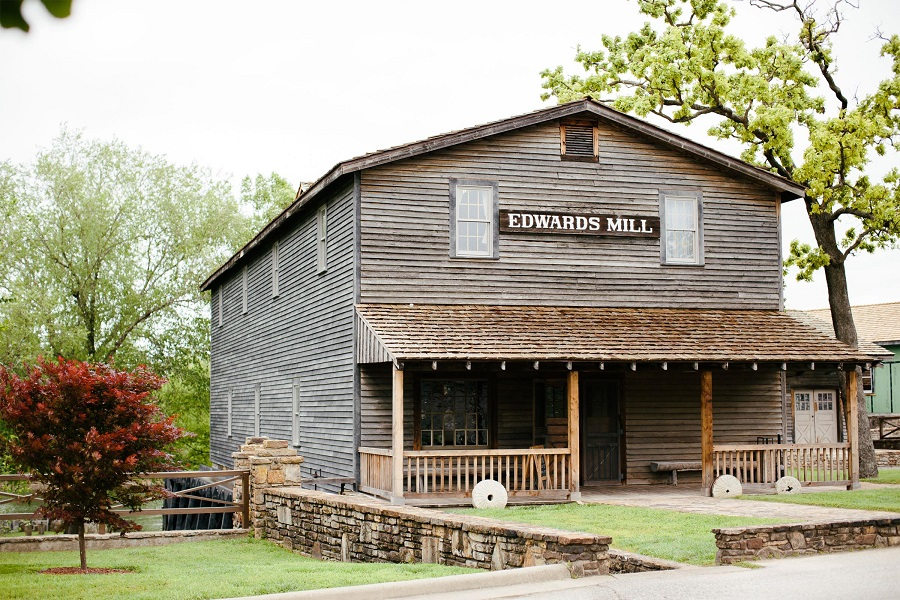 Edwards Mill building