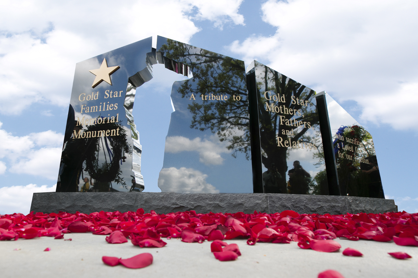 The Missouri Gold Star Families Memorial