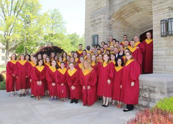 College of the Ozarks Chapel Choir