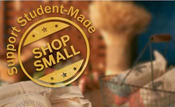 Shop Small - support student-made