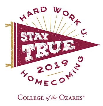 Logo for Homecoming 2019