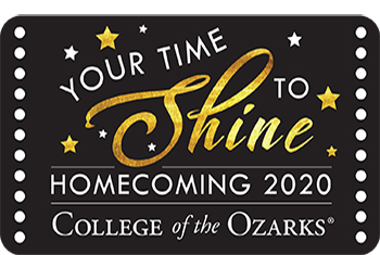 College of the Ozarks to celebrate Homecoming 2020: Your Time to Shine