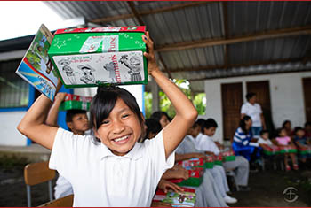 College of the Ozarks to host Operation Christmas Child drop-off for community, on-campus shoebox packing
