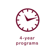 4 Year Programs Icon