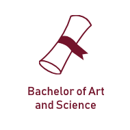 Bachelor of Arts and Science Icon