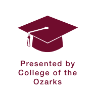 Presented by College of the Ozarks Icon