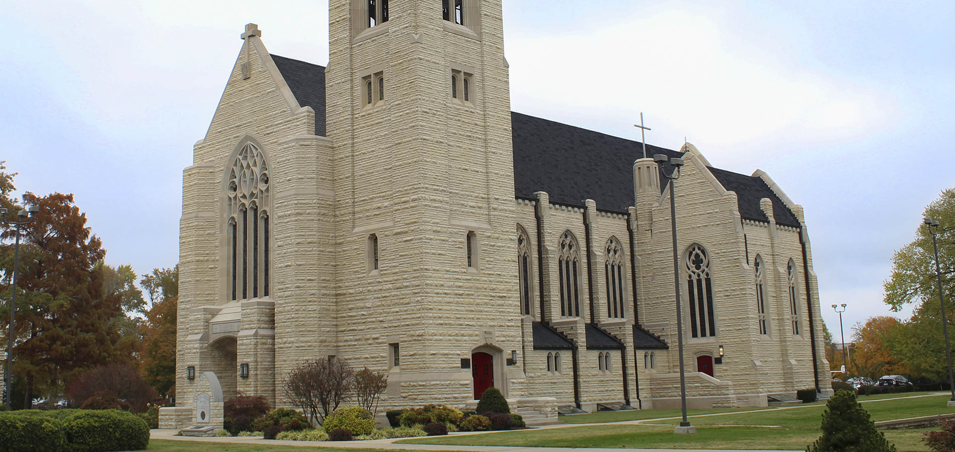 Williams Memorial Chapel at College of the Ozarks